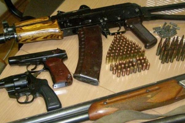 На Львівщині розпочався місячник добровільної здачі зброї