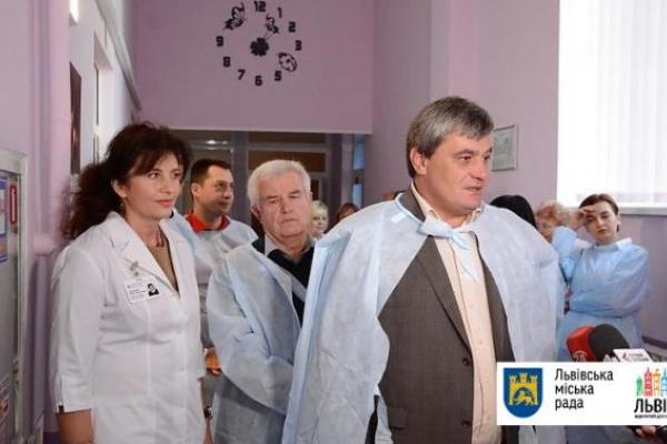 У Львові – найнижчий в Україні показник смертності немовлят