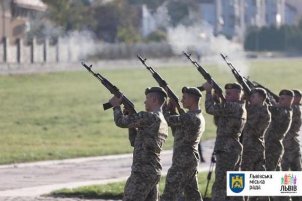 У Львові перепоховали двох воїнів УПА