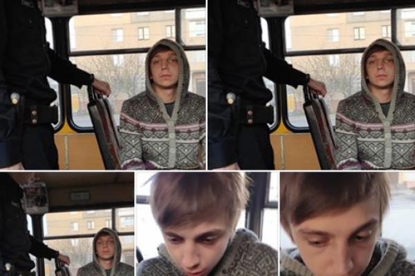 У Львові затримали в автобусі злодія