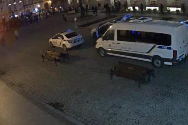 У Львові побилися вболівальники «Олександрії» й «Сент-Етьєна» (Відео)