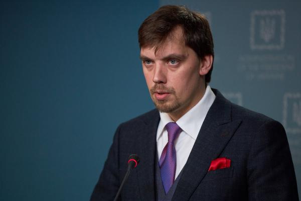 На Львівщину прибув прем'єр міністр Олексій Гончарук