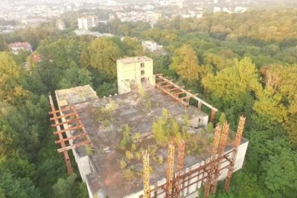 У Львові можуть заборонити будівництва готелю Hilton