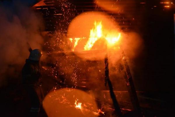 Стало відомо ім'я майора, який загинув у пожежі під Львовом (Фото)