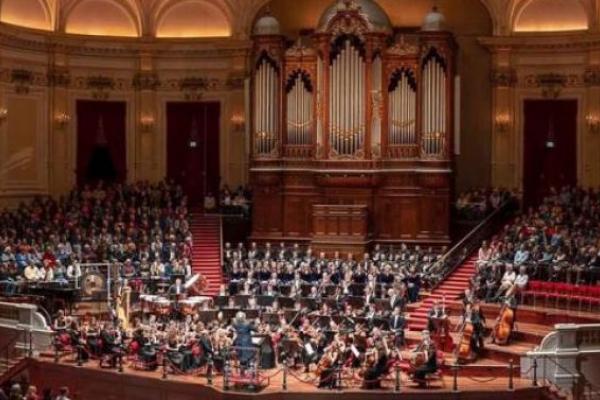 Оркестр зі Львова гастролює в Нідерландах