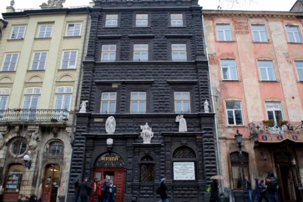 У Львові відкрили для відвідувачів Чорну кам'яницю