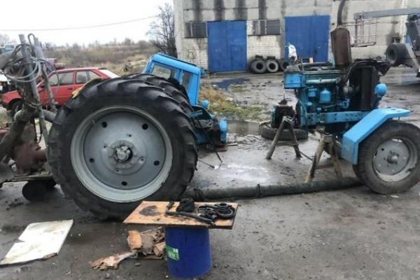 Тракторист «Львівводоканалу» помер від розриву аорти