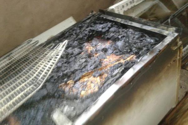 Пожежа у Червонограді: горіла квартира