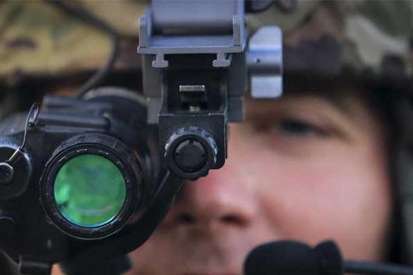 Військовий із Червонограда має віддати величезну суму за втрачений прилад нічного бачення