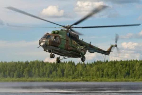 До Конго відбули понад дві сотні військовослужбовців 18-го вертолітного загону