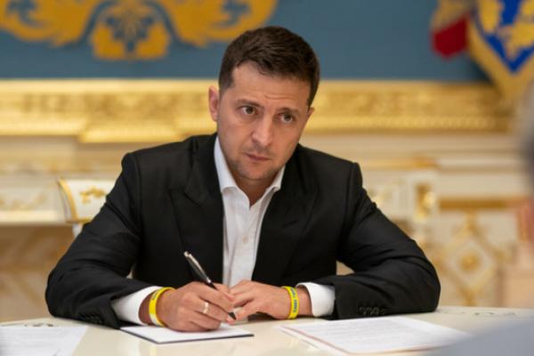 Зеленський нагородив почесними званнями п'ятьох львів'ян