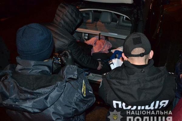 Вулична стрілянина у Львові: поліція встановлює обставини