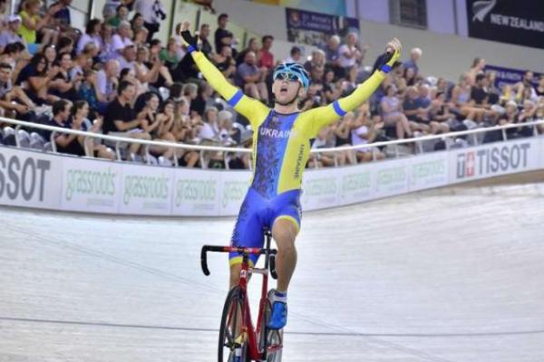 Львів'янин виборов золото Кубка світу з велотреку