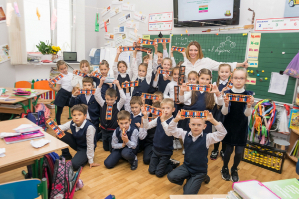 У Львові визначать найкмітливіших школярів, які надзвичайно швидко рахуватимуть подумки