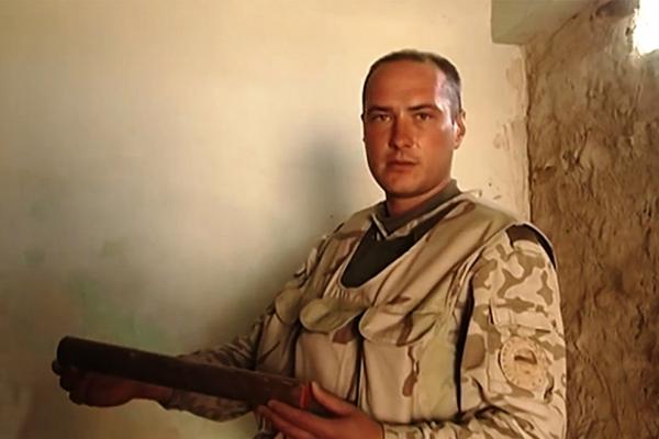 У Львові розкажуть історію незрячого ветерана АТО (Фото)