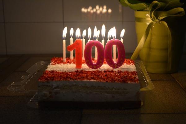 У грудні п'ятеро львів'янок відзначатимуть свої 100 та більше років