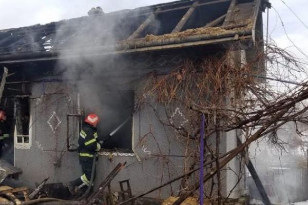 На Львівщині у пожежі загинув селянин