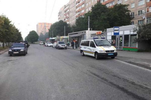 У Львові затримали зловмисника, причетного до вбивства чоловіка