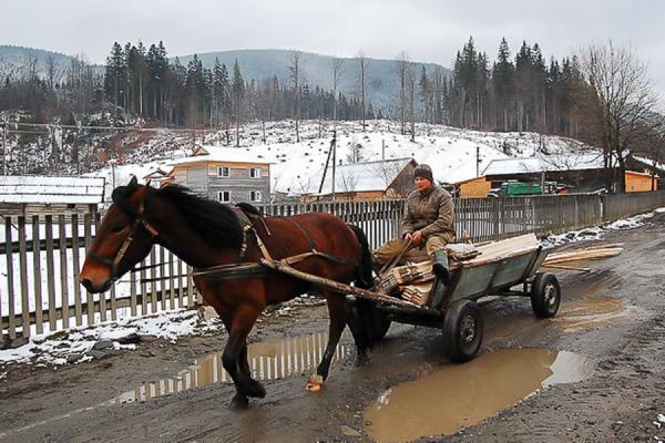На Різдво село на Львівщині залишилося без газу