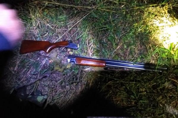 На Львівщині браконьєр позбувся рушниці через зайця-русака