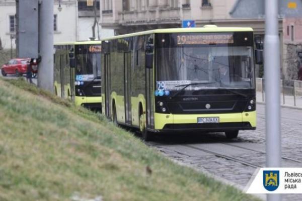 У Львові планують змінити автобусний маршрут №28