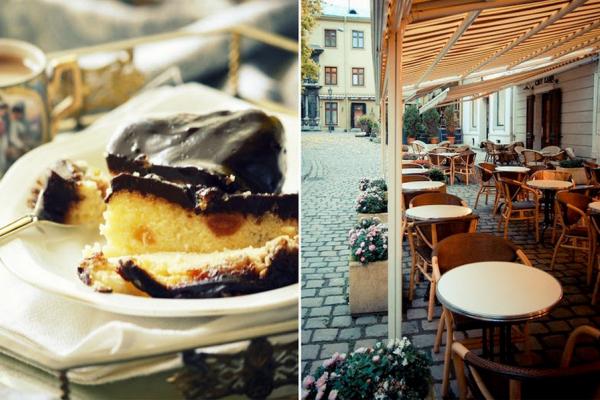 Львівський сирник: десерт із духом загадкового і романтичного