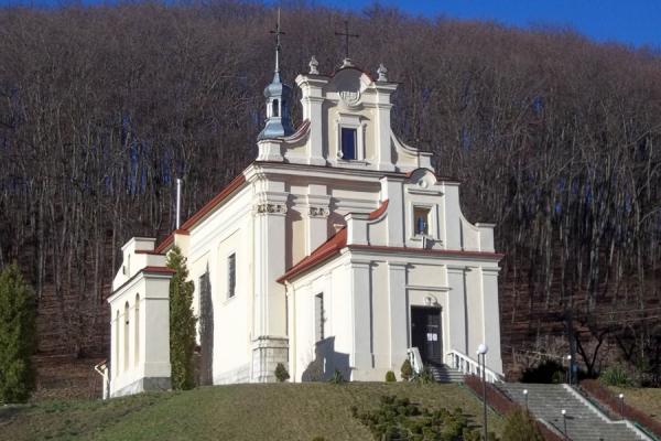 Костел Вознесіння Пресвятої Богородиці. Чеське бароко у Винниках (Фото)