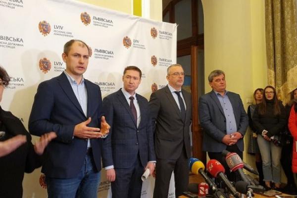 На Львівщині відмінять усі масові заходи через коронавірус