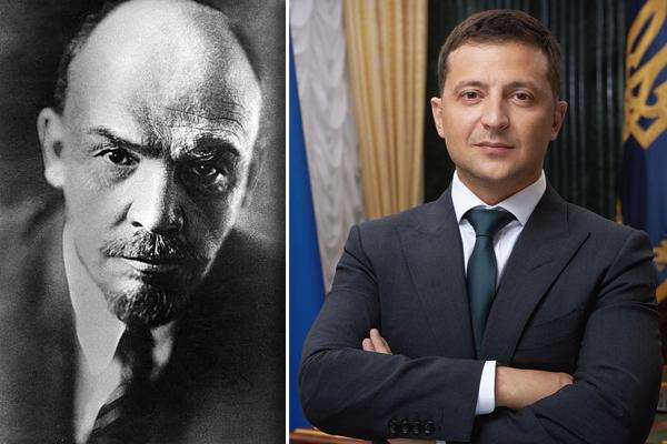 Подібність і відмінність двох пролетарських революцій