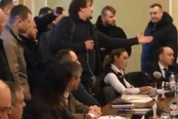«Чемодан, вокзал, Росія». Королевська потрапила в скандал у Львові, тому що не назвала РФ агресором (Відео)