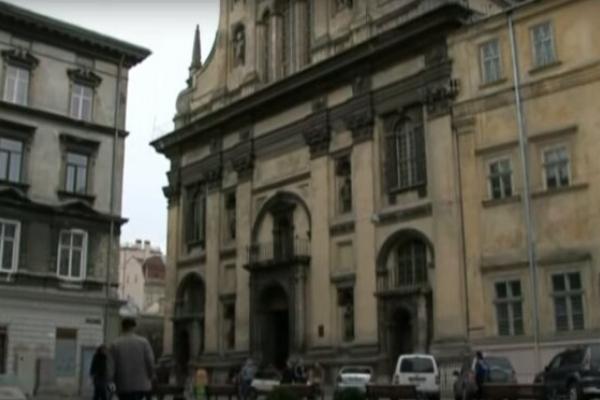 У Львові візьмуться за реставрацію архітектурної пам'ятки - костелу Єзуїтів