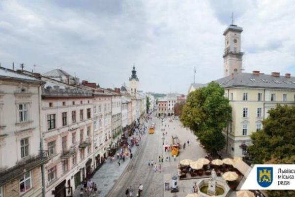 У Львові вежу Ратуші закрили на карантин