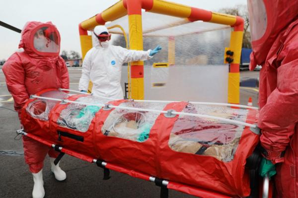 На Львівщині за ніч зафіксували два нових випадки підозри на коронавірус