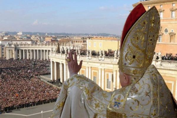 Ватикан відпустив хворим COVID-19 і лікарям всі гріхи