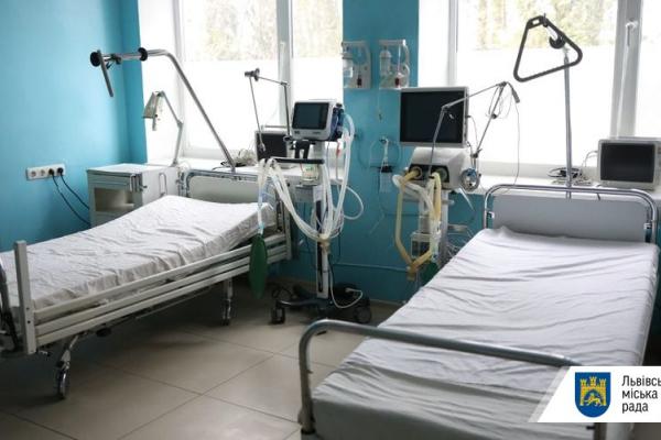 У Львові багато звернень із запаленнями легень і пневмонією