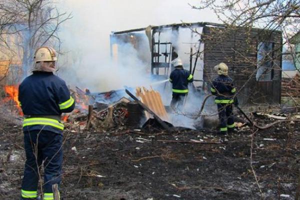 На Львівщині унаслідок пожежі в будинку загинув селянин