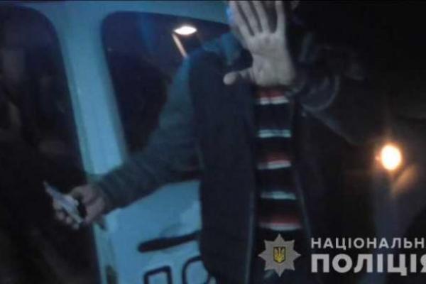 На Львівщині п'яний водій намагався підкупити поліцейських