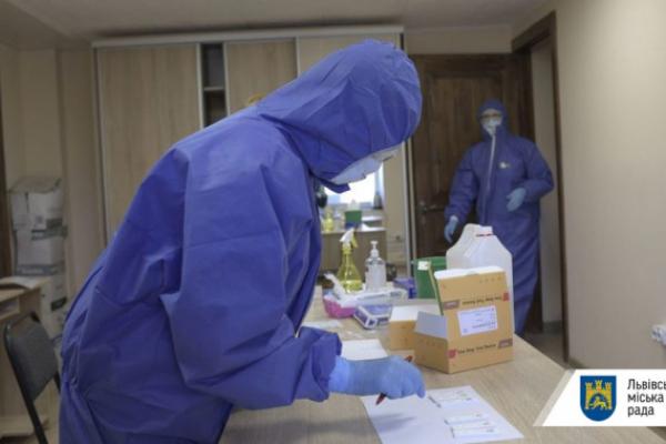 Лабораторія медуніверситету у Львові розпочне робити ПЛР-тестування