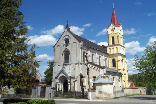 Миколаївські храми Старого Самбора (Фото)