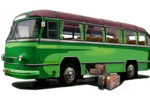 В мережі нагадали про унікальний автобус ЛАЗ-695 (Фото)