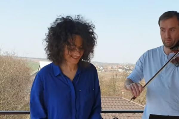 «Для артистів ще з пів року буде дуже складно», – скрипаль Олександр Божик про те, як творить у час карантину (Відео)