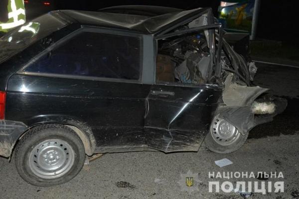 На Львівщині п'яний військовий спричинив смертельну ДТП