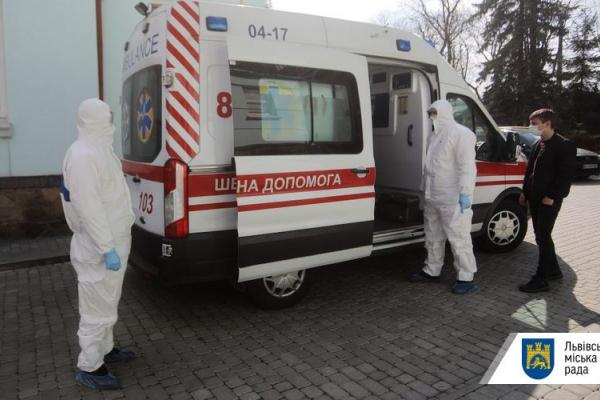 За добу на Львівщині — 39 позитивних ПЛР-тестів, загалом 1175 інфікованих коронавірусом
