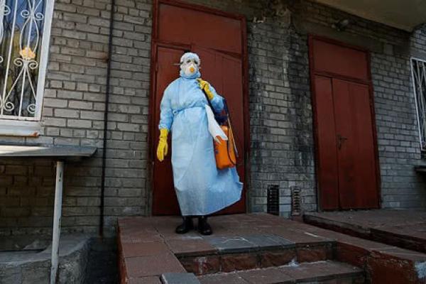 На Львівщині від коронавірусу померли ще двоє людей