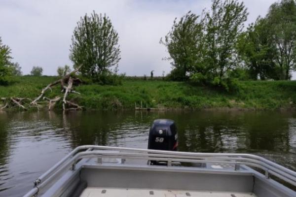 Прикордонники Львівського загону затримали контрабандиста без документів