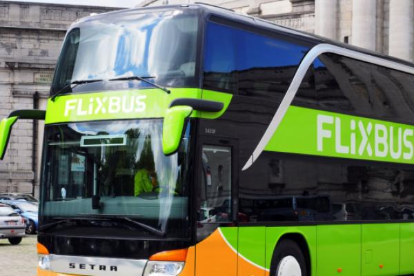 З 28 травня з Медики автобусами FlixBus можна буде недорого дістатись понад 30 міст Європи
