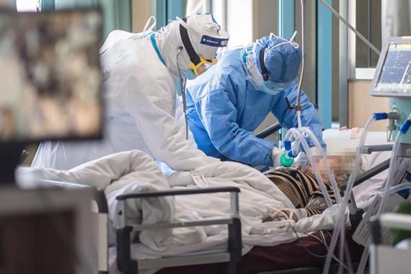 У Львівській області 42 хворих на коронавірус у реанімації, 8 – під апаратами ШВЛ