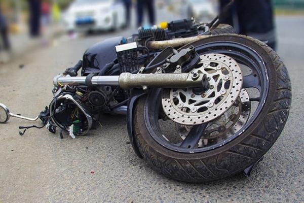 Смертельна автоаварія на Львівщині: загинув мотоцикліст (Фото)