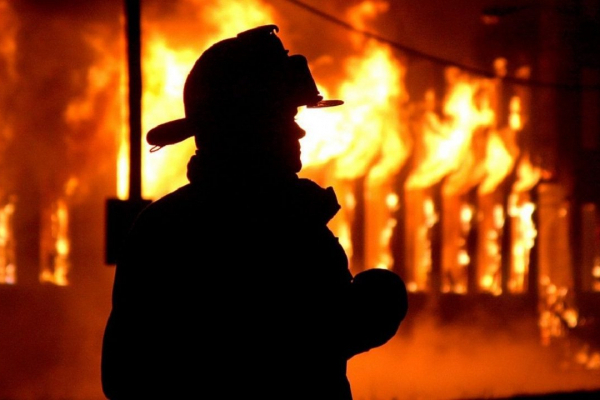 Під час пожежі на Львівщині загинула 93-річна жінка