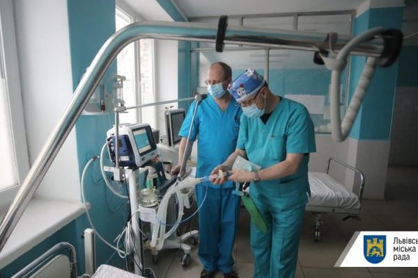 Стало відомо, скільки медиків отримали матеріальну допомогу від влади Львова